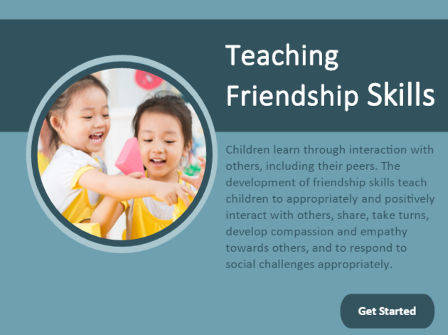 teaching social skills to children Teaching children social skills, and ensuring that they become civilised human beings, is one of the key aspects of parenting learn how you might achieve this.